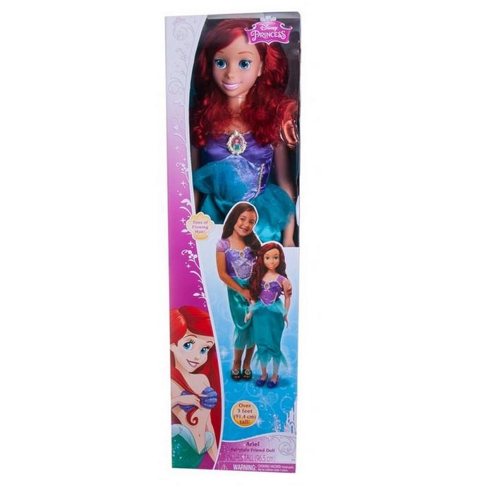 Кукла Disney Princess Ариэль 99см (628950)