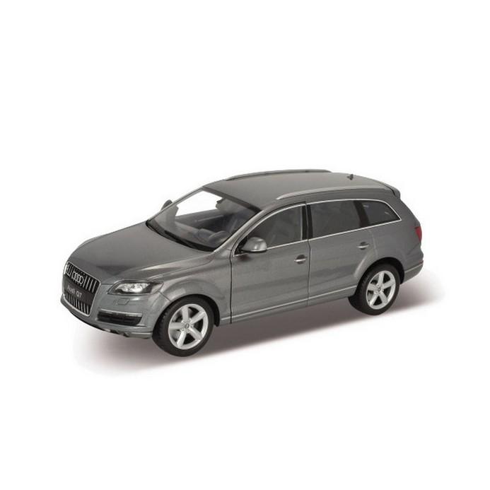 Модель машины Welly Audi Q7 1:18 (18032)
