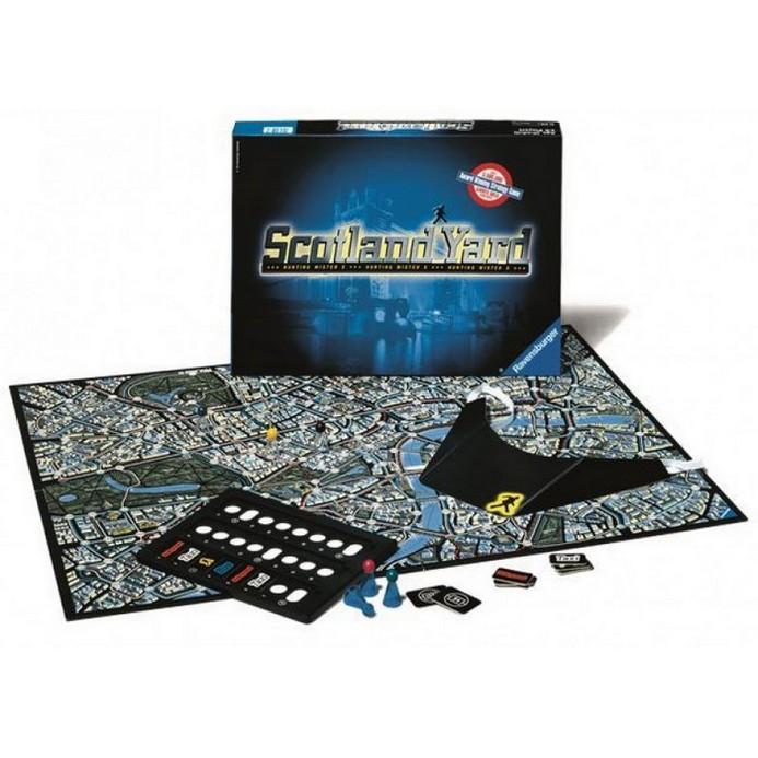 Настольная игра Ravensburger Скотланд ярд (26583)