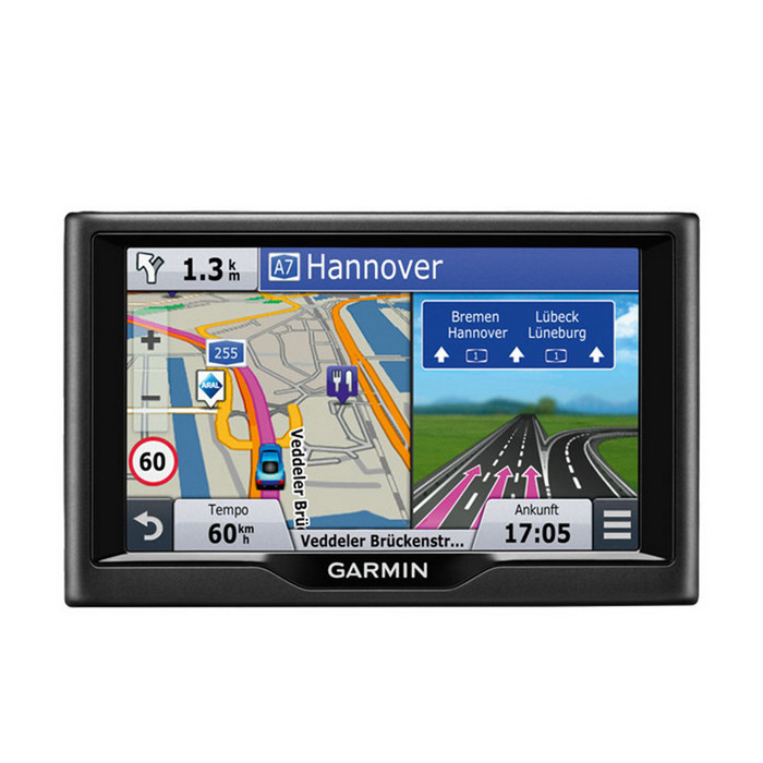 GPS-навигатор Garmin 58LMT Europe (010-01400-12)