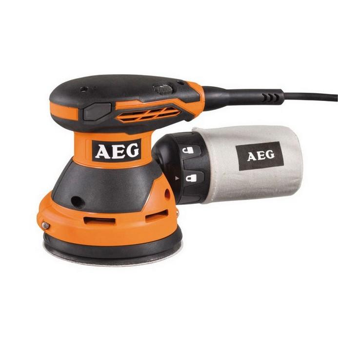 Шлифовальная машина AEG EX 125 ES (416100)