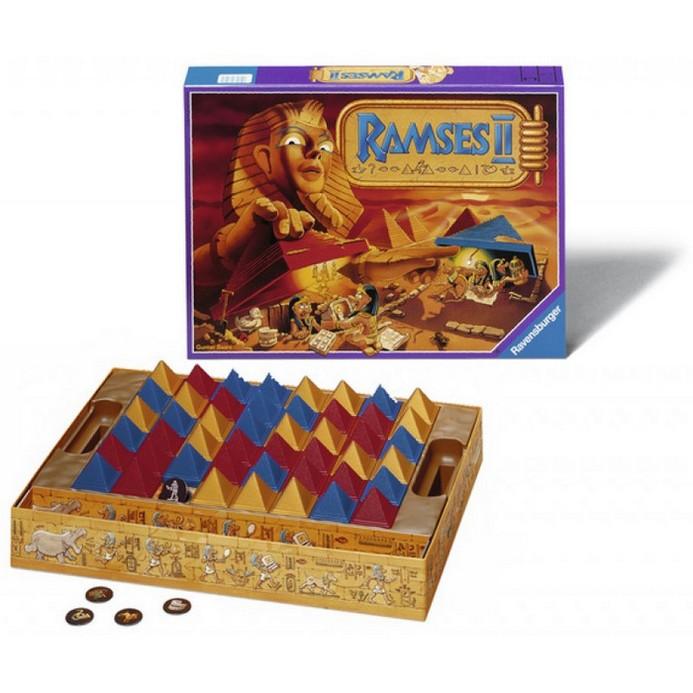 Настольная игра Ravensburger Рамзес II (26160)