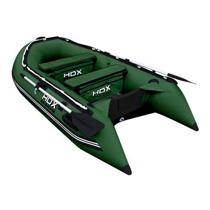Лодка HDX OXYGEN-300 AL Зеленый (29734)
