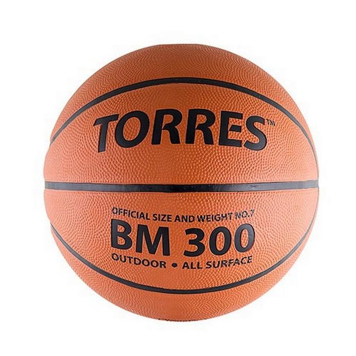 Баскетбольный мяч TORRES B00017