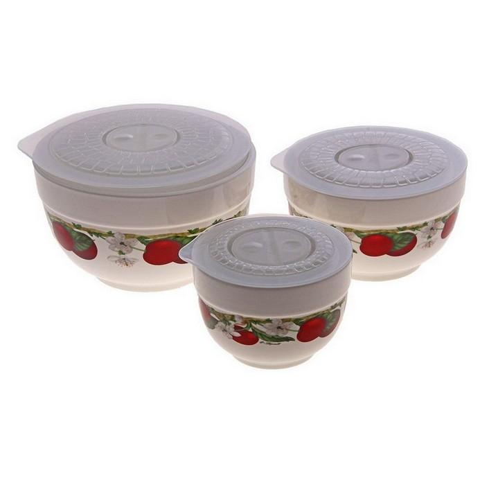Набор салатников Lermony L04-6505