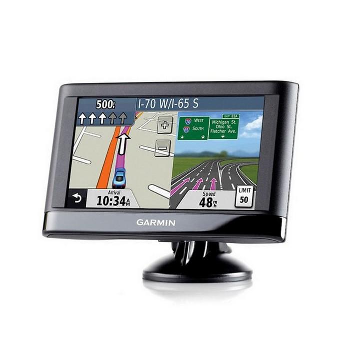 GPS-навигатор Garmin 55LMT Russia (010-01198-28)