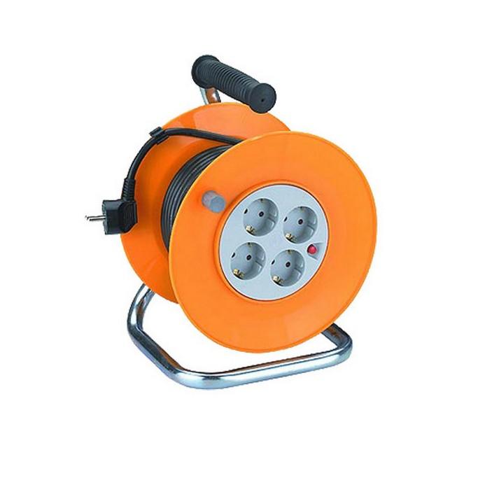 Удлинитель ЭРА RP-4-3x1.0-50m