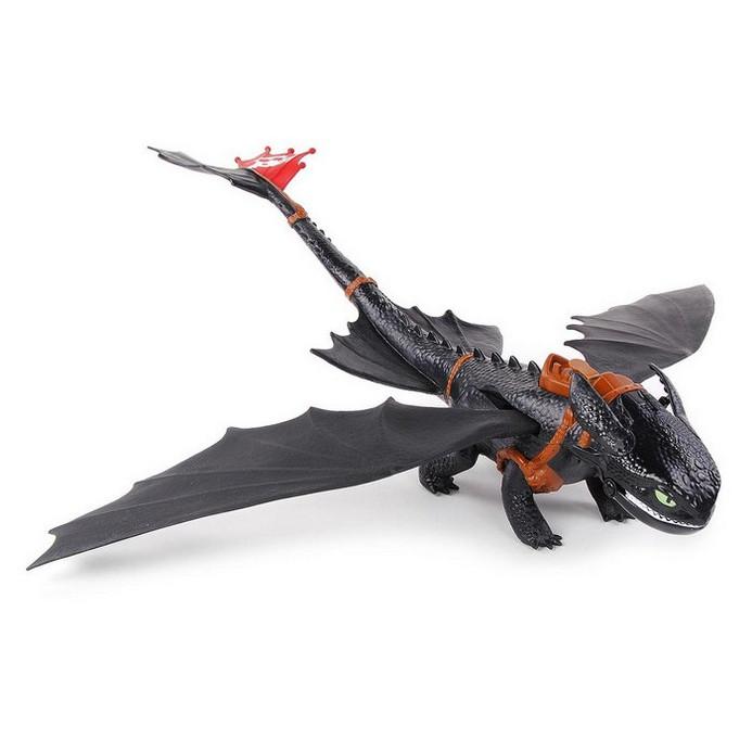 Игрушка Dragons Большой дракон Беззубик (66555)