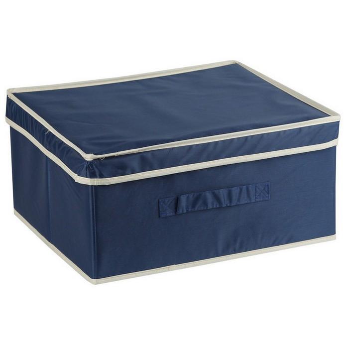 Коробка White Fox COMFORT 46x33x25Н см