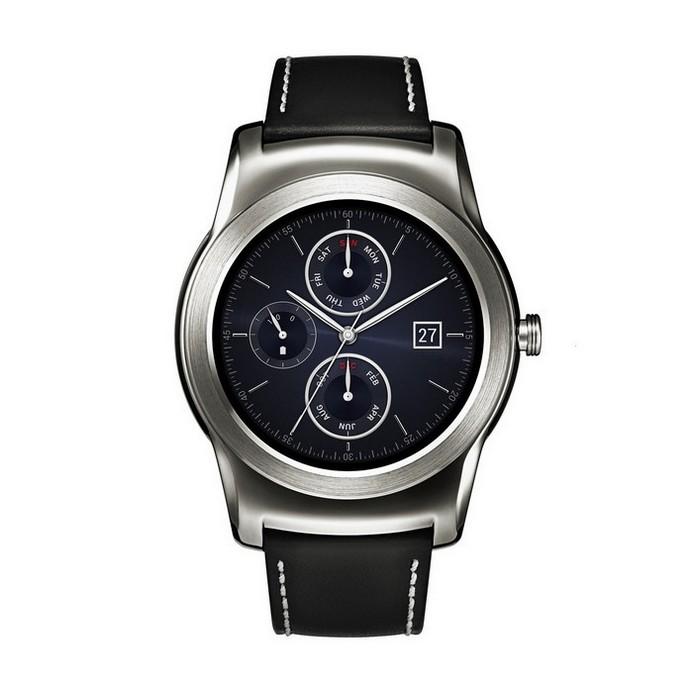 Смарт-часы LG Watch Urbane W150 silver