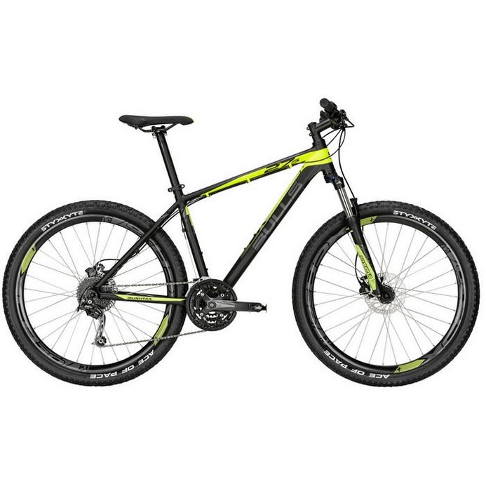 Велосипед Bulls Bushtail 27.5 2015 M чер