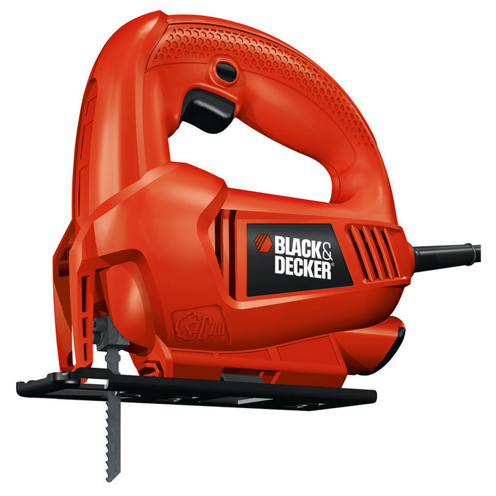 Электролобзик Black & Decker KS500K