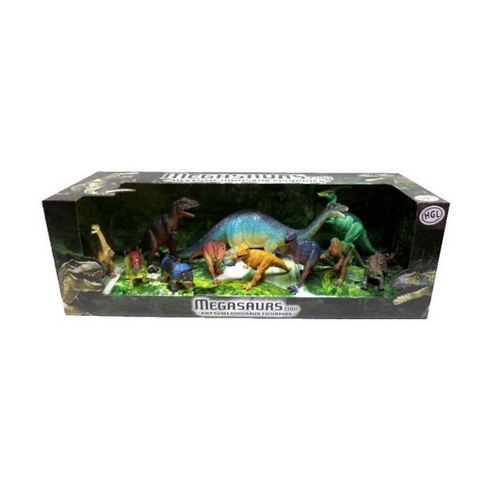 Игровой набор HGL Динозавров 11шт (SV10561)