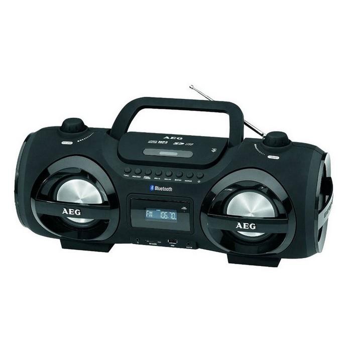 Аудиомагнитола AEG SR 4359 BT