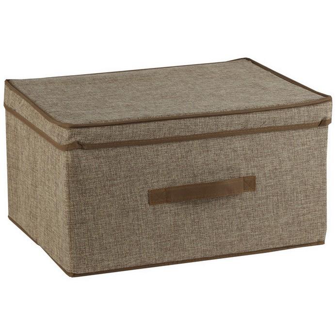 Коробка White Fox LINEN 43x33x22Н см