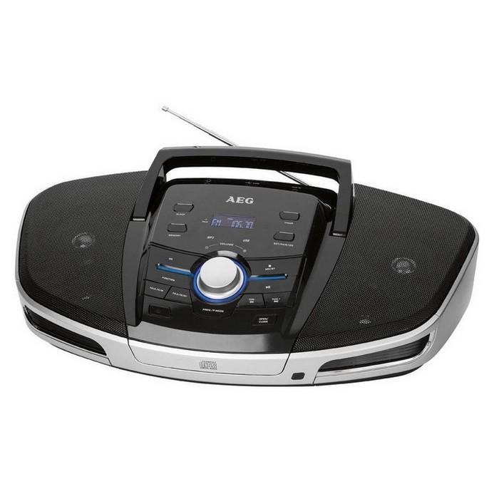 Аудиомагнитола AEG SRP 4354 BT