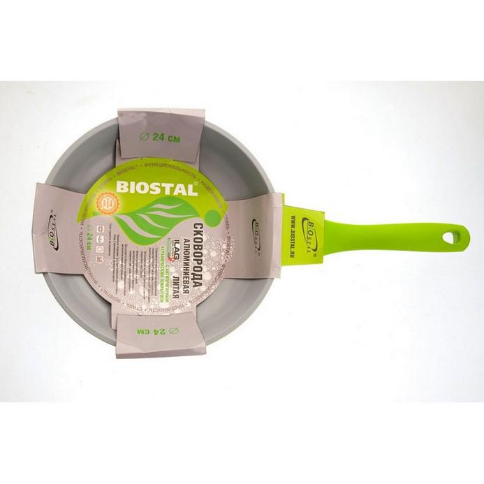 Сковорода BIOSTAL Bio-FP-24