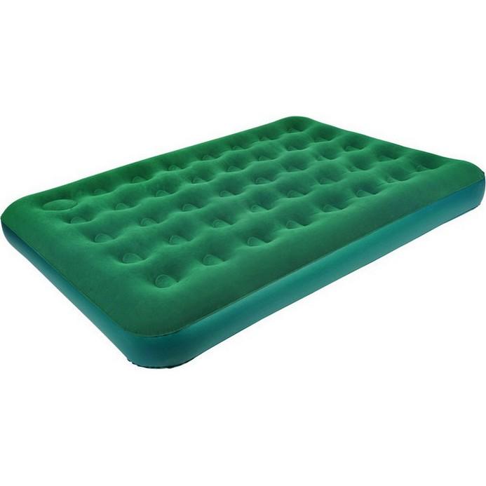 Кровать надувная Relax JL026087-1N (191x137x22 см) Green