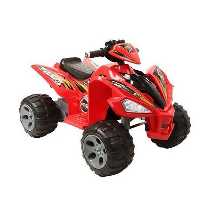 Квадроцикл Weikesi JS007 (красный)