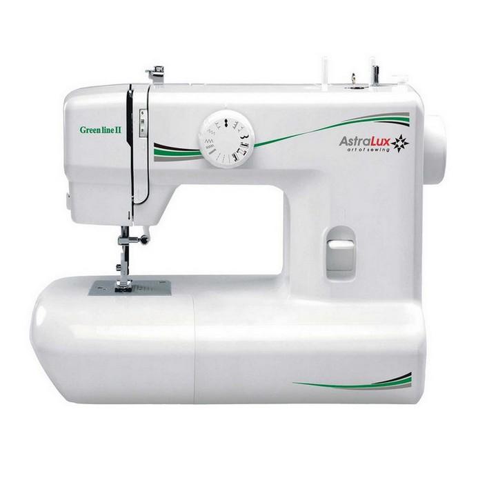 Швейная машинка Astralux Green Line II