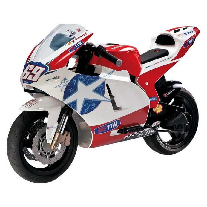 Электромобиль Peg-Perego Ducati GP 24V (OD0517)