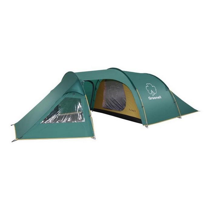 Палатка Greenell Арди 3 зеленый
