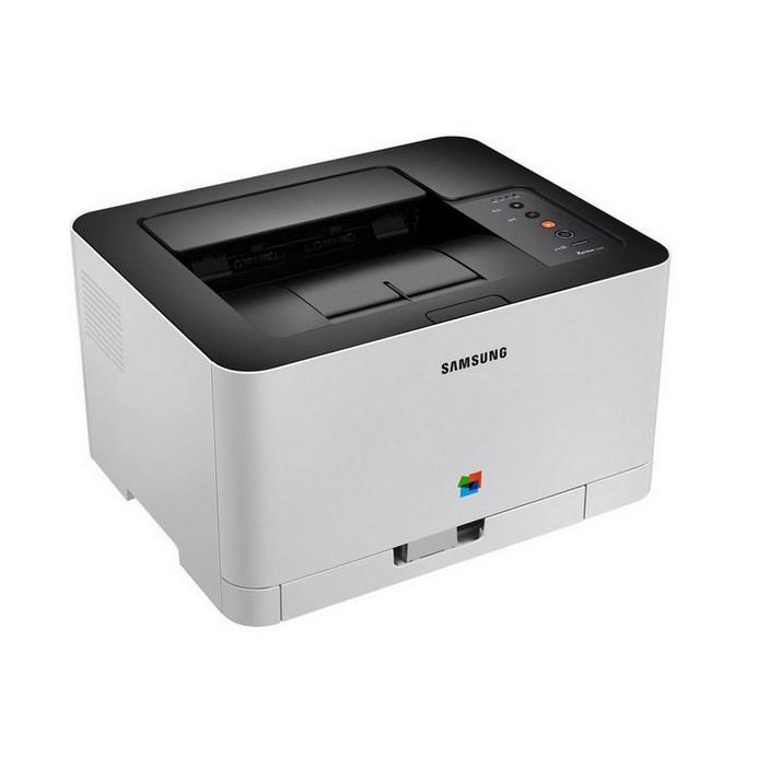 Лазерный принтер Samsung Xpress SL-C430