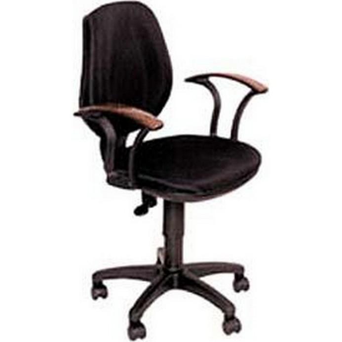 Кресло Бюрократ CH-725AXSN/B черное