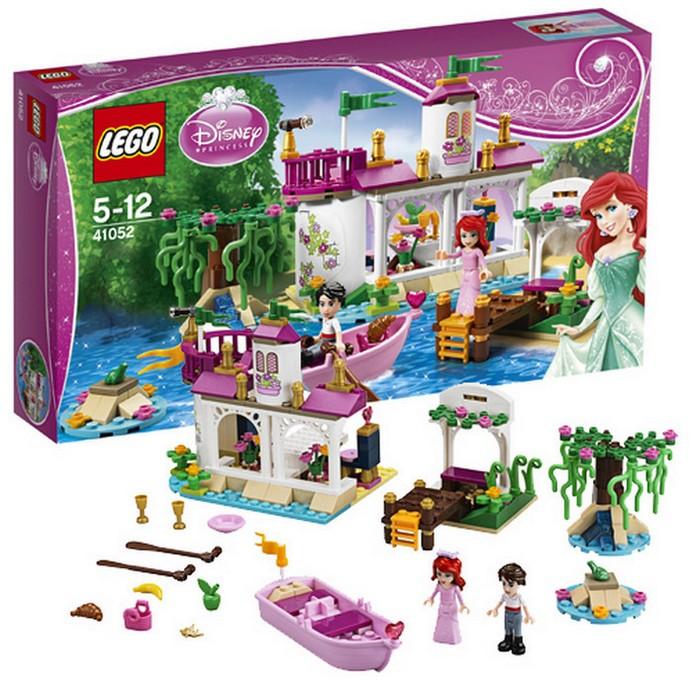 Конструктор LEGO Волшебный поцелуй Ариэль (41052)