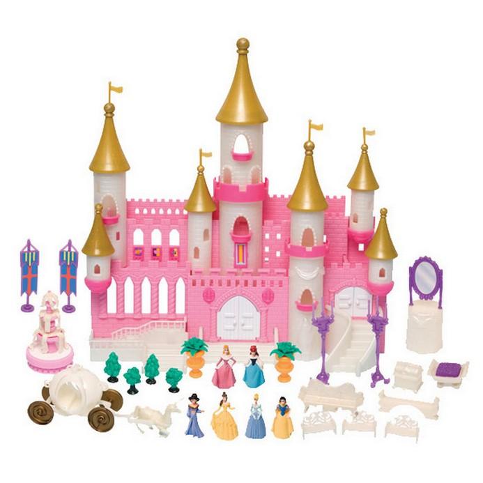 Игровой набор Boley Волшебный замок с золотыми башнями (40861)