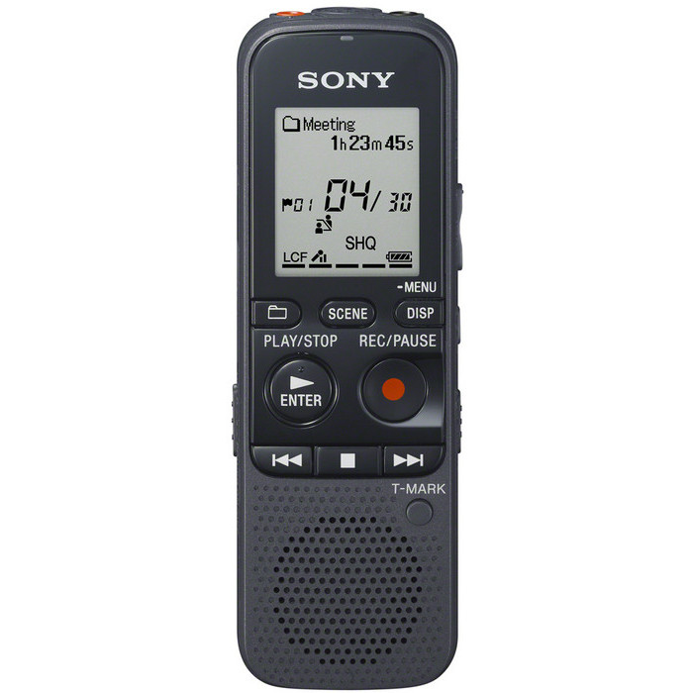 Диктофон Sony ICD-PX333//C Black