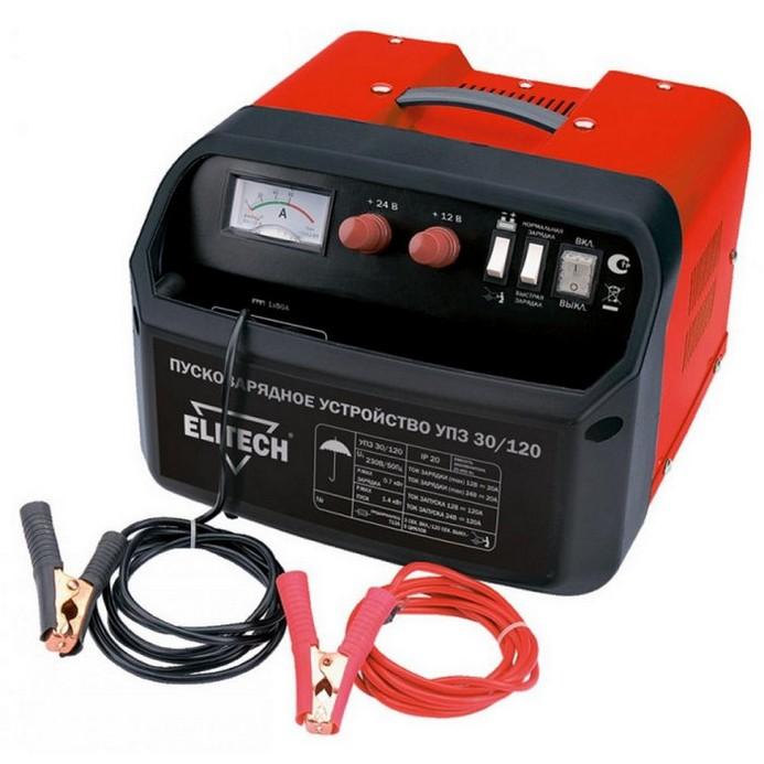 Зарядное устройство ELITECH УПЗ 30/120
