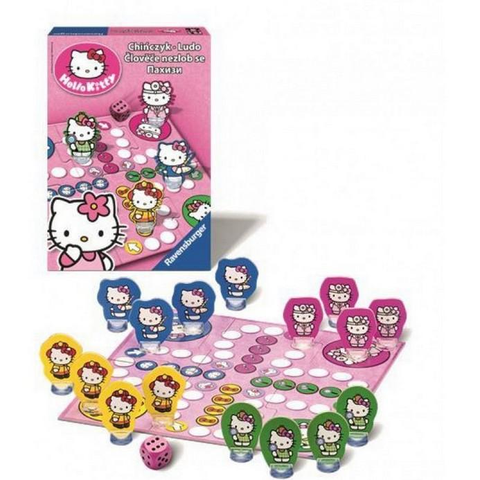 Настольная игра Ravensburger Пачиси Hello Kitty (22076)