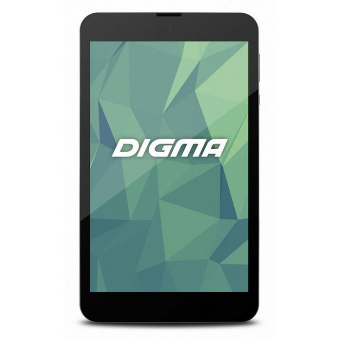 Планшет Digma Platina 8.1 4G черный-серый