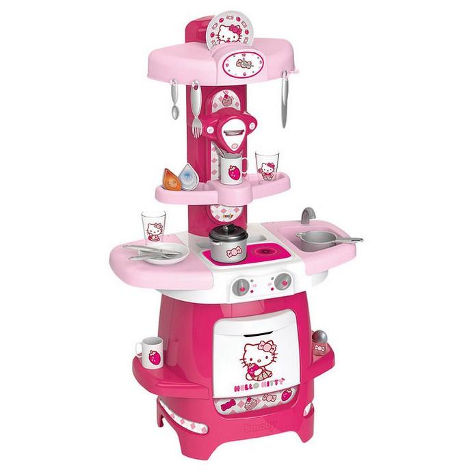 Игровой набор Smoby Игровая кухня Hello Kitty
