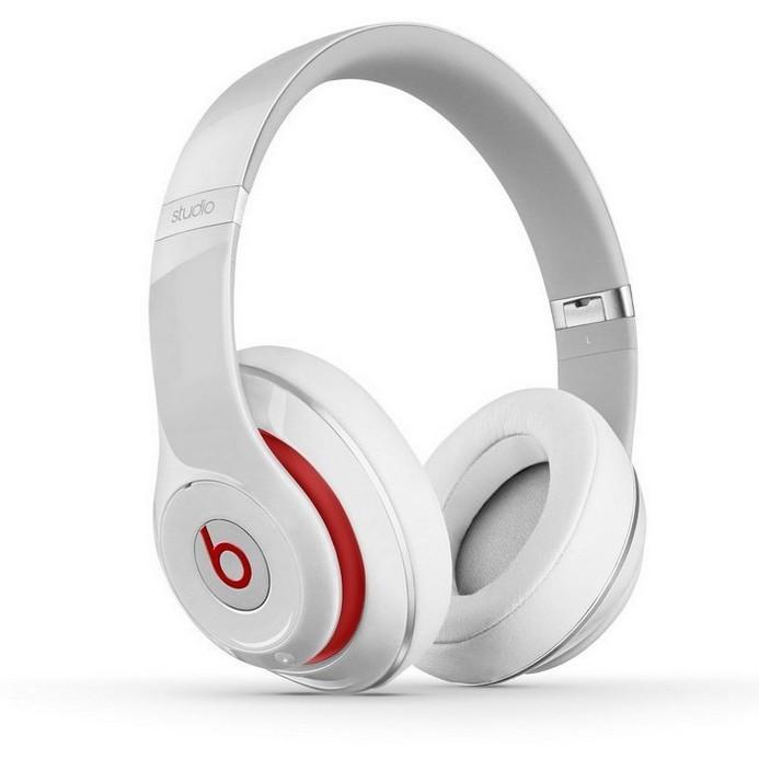 Беспроводные наушники Beats Studio Wireless White
