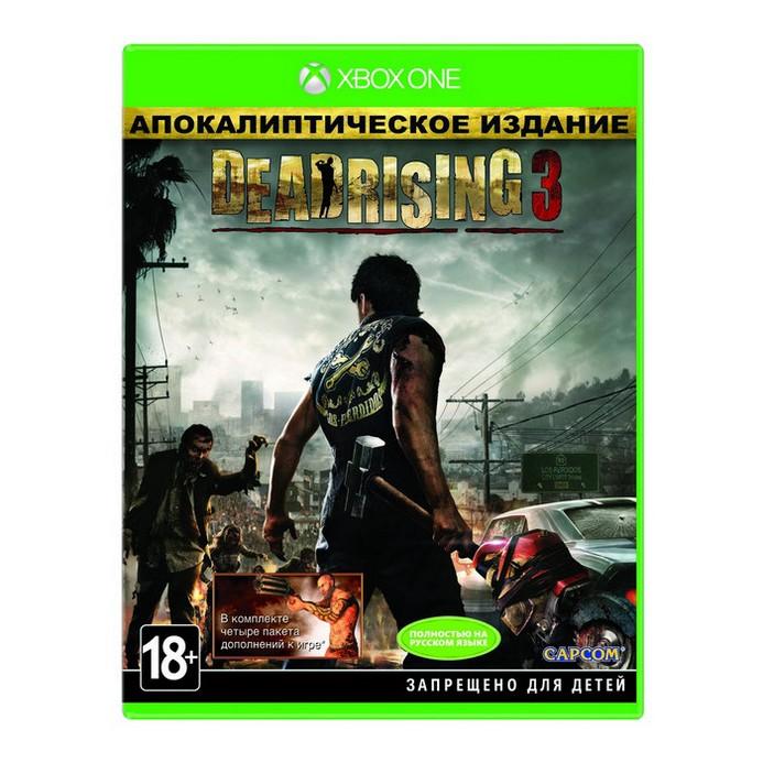 Игра для Xbox One Microsoft Dead Rising 3 (Apocalypse Edition)