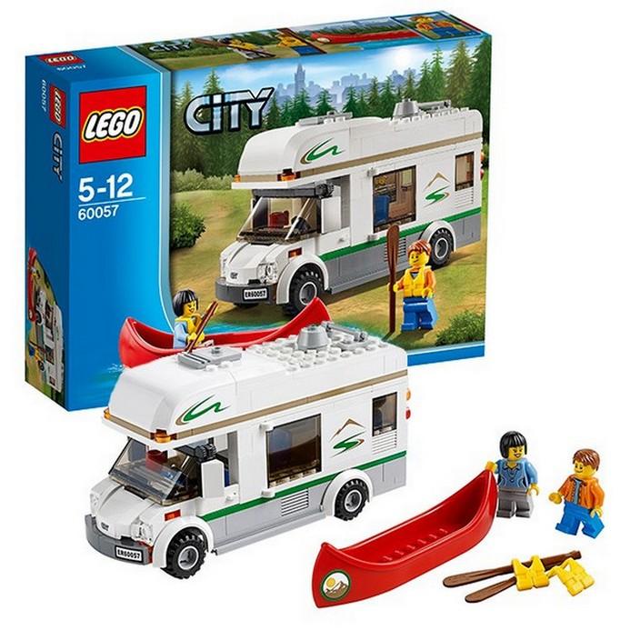 Конструктор LEGO Дом на колесах (60057)