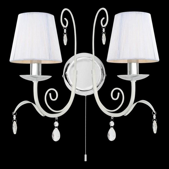 Светильник Arte Lamp A1743AP-2WH