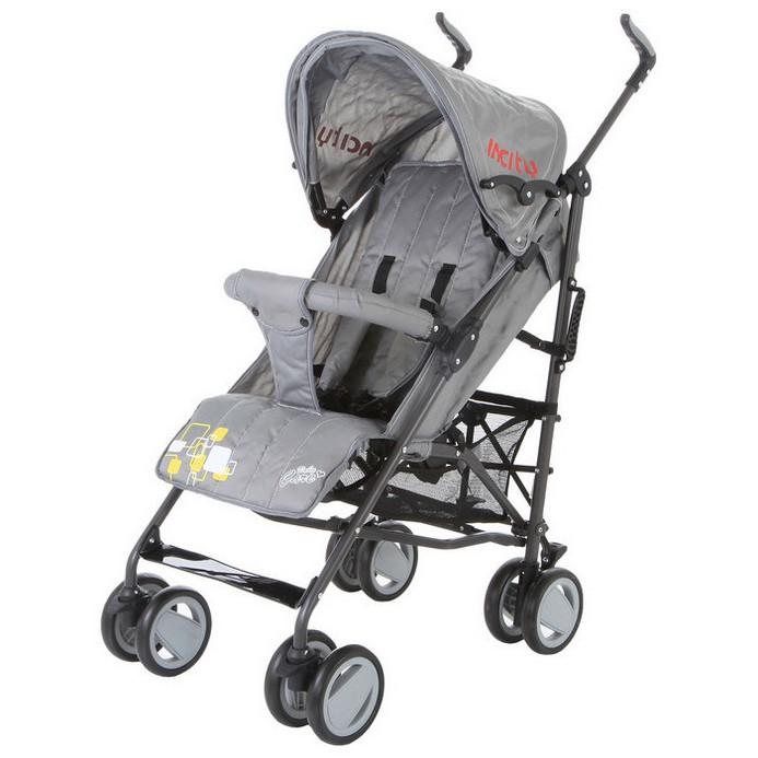 Коляска-трость Baby Care In City Grey