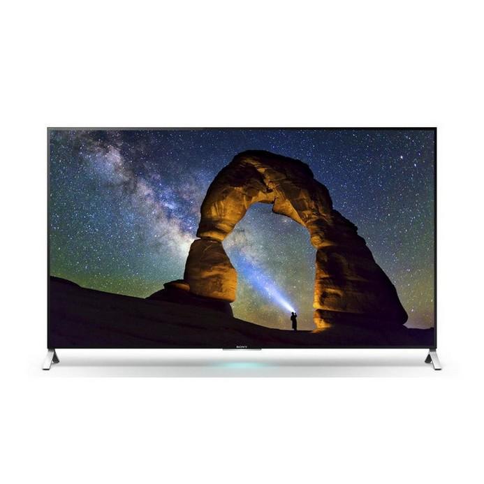 3D Ultra HD LED телевизор Sony KD-55X9005C