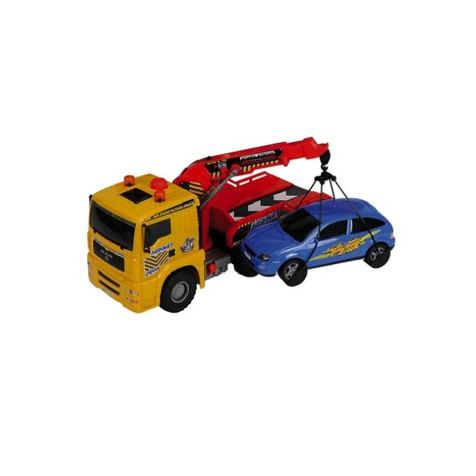 Игровой набор DICKIE Эвакуатор с машинкой (3415778)