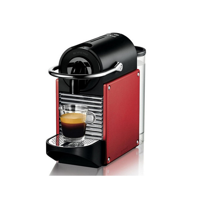 Капсульная кофеварка DeLonghi EN-125.R Pixie