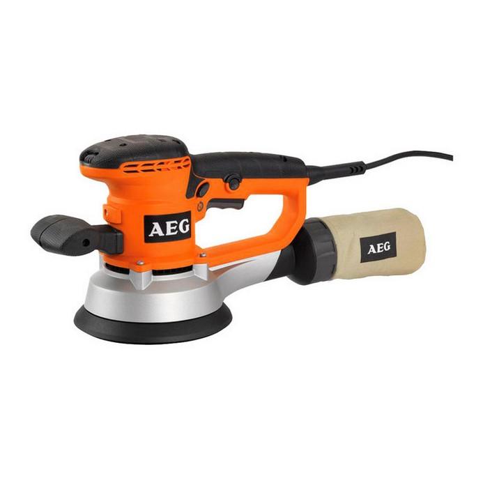 Шлифовальная машина AEG EX 150 ES (443290)
