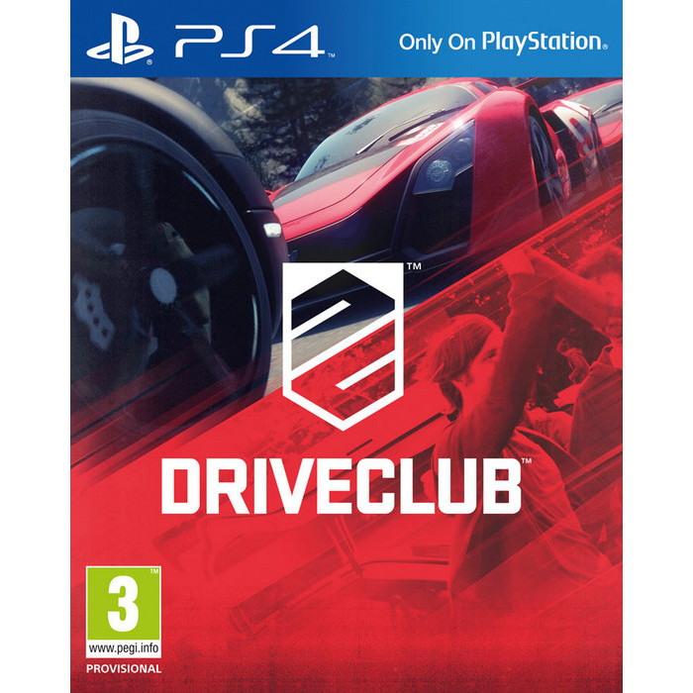 Игра для PS4 Sony CEE Driveclub (русская версия)