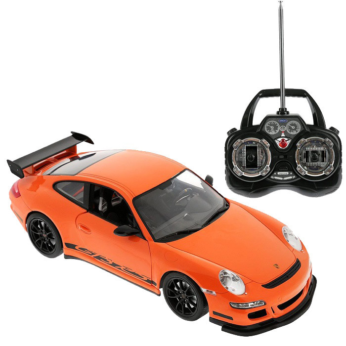 Радиоуправляемая машинка Welly Porsche GT3 1:12 (82003)