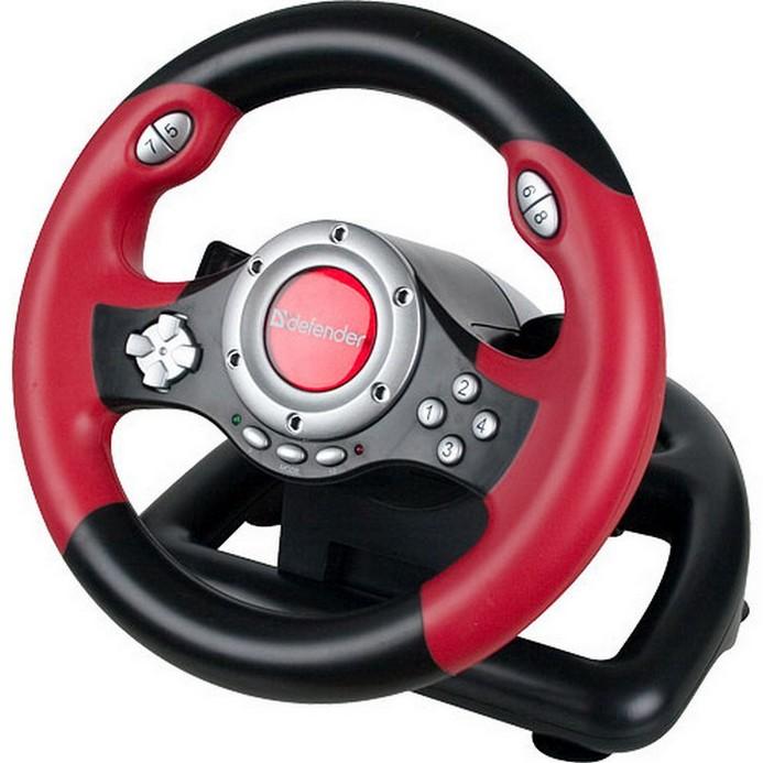 Руль Defender Challenge Mini для PC