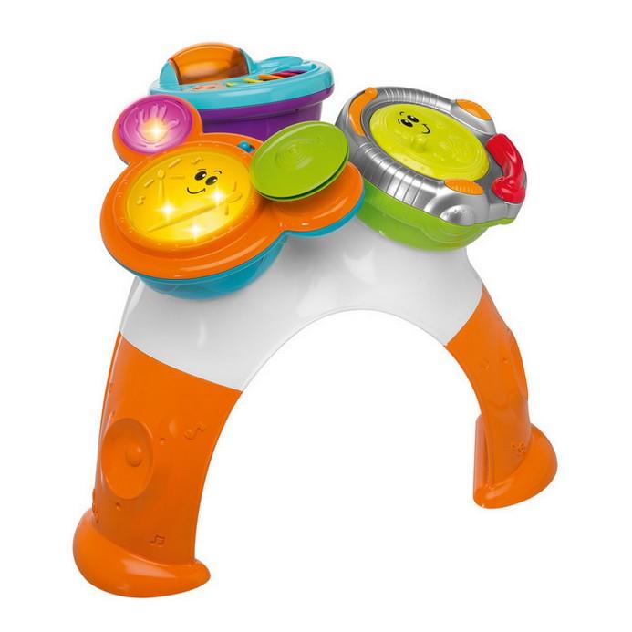 Музыкальная игрушка Chicco DJ консоль, барабаны, маракасы (5224)