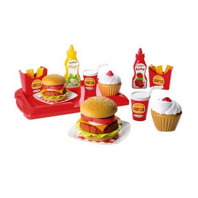 Игровой набор Ecoiffier Французский бургер