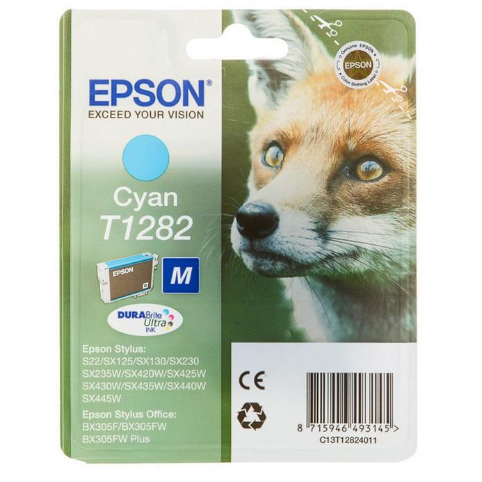Картридж Epson C13T12824010